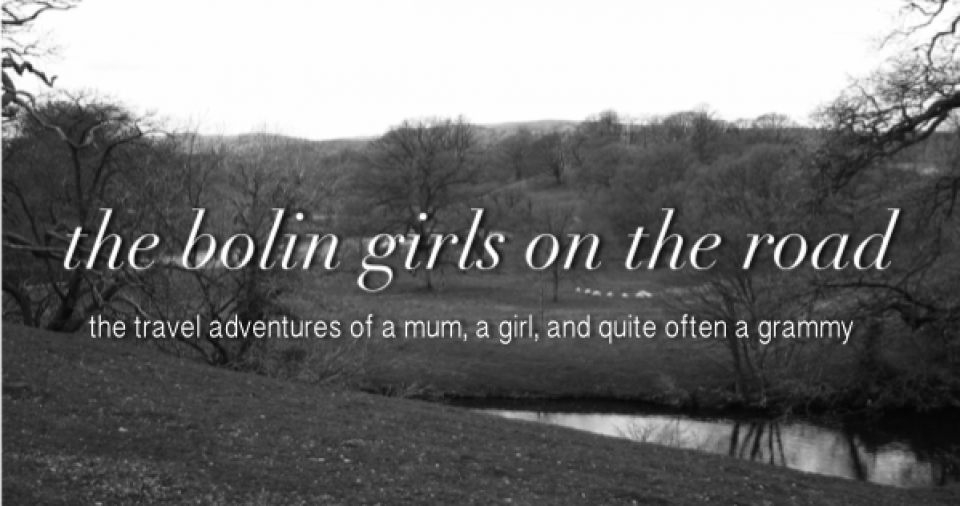 the bolin girls on the road